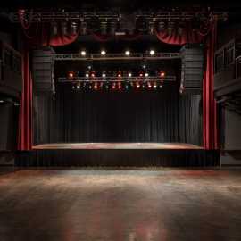 Music Venue Main Stage