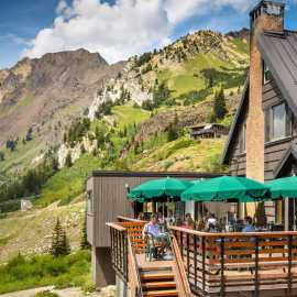 Alta Lodge Summer