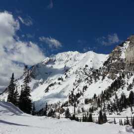 Mt Superior in Winter