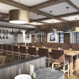 Swen's Restaurant - Snowpine Lodge Alta