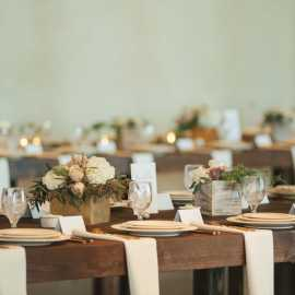 Pierpont Place Table Setting
