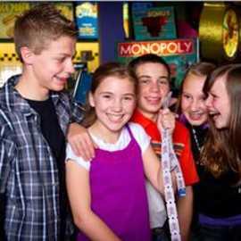 Teen Arcade