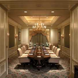 Grand America Hotel Meeting Room