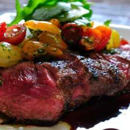 beef tenderloin bistecca