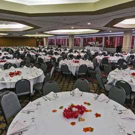 banquet room at the nugget