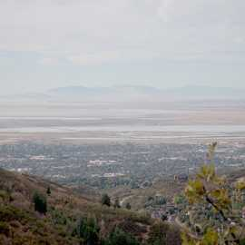 Vista over the valley, photo by Brant Hansen