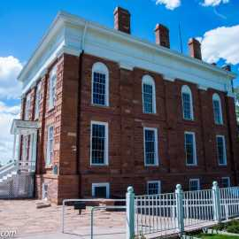 Territorial Statehouse State Park Museum_1