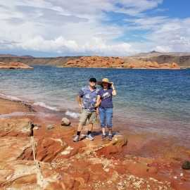 Sand Hollow State Park_0