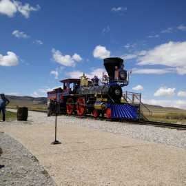 Golden Spike National Historic Site_0