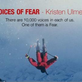 """""""Voices of Fear"""" Screening and Q&A with Kristen Ulmer"""