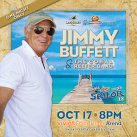 Jimmy Buffett: Son of a Son of a Sailor Tour