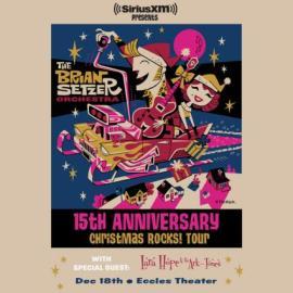 Brian Setzer Orchestra - 15th Anniversary Christmas Rocks! Tour