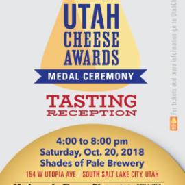 2018 Utah Cheese Awards