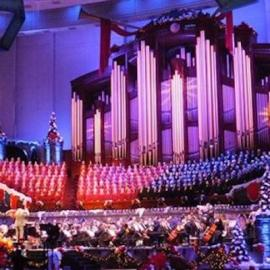 2018 Christmas with The Tabernacle Choir with Kristin Chenoweth