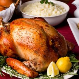Thanksgiving at Snowbird