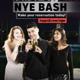 Ring in 2019 at Topgolf