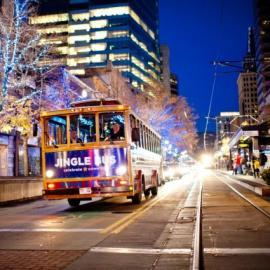 2018 Downtown Jingle Bus