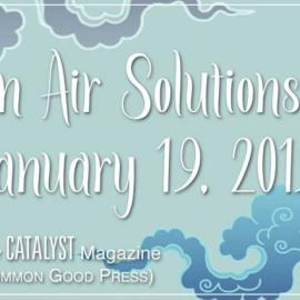 Clean Air Solutions Fair