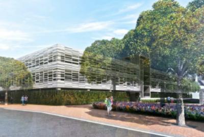 Bridge Street Parking Garage Proposal