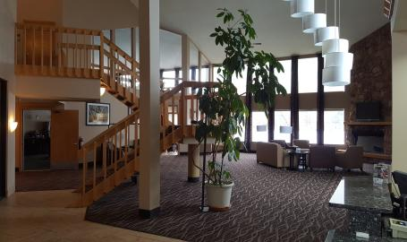 Best Western Indian Oak Chesterton Hotel Hotel Lobby
