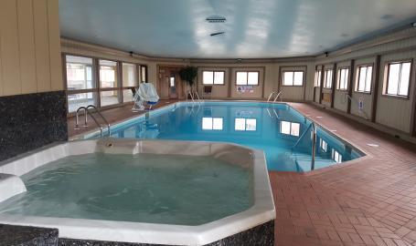 Best Western Indian Oak Chesterton Hotel Pool