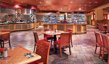 Ameristar Casino East Chicago Accomodations Buffet