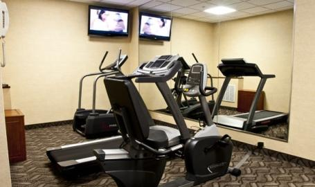 Best Western Portage Hotel Fitness