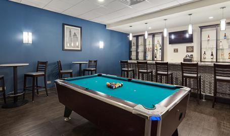 Best Western Northwest Indiana Inn Hammond pool table