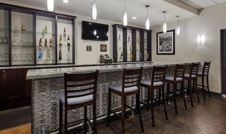 Best Western Northwest Indiana Inn Hammond breakfast bar