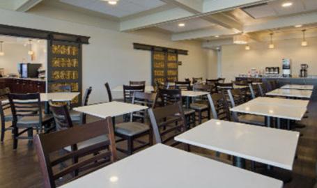 Best Western Northwest Indiana Inn Hammond Dining Area