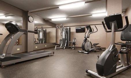 Best Western University Inn at Valparaiso fitness center