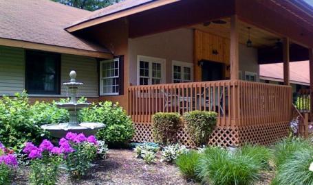 Cedar Lake Ministries Hotel Entry