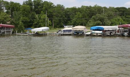 Cedar Lake Sunset Cruises boats