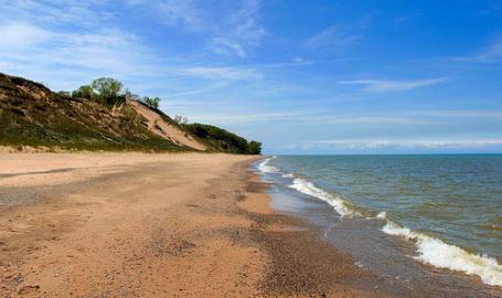 Central Avenue Beach-