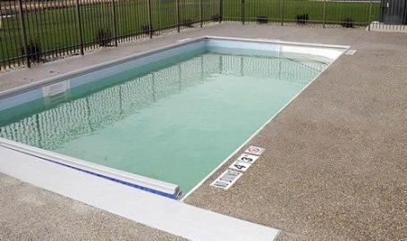 Comfort Inn Hotel Hebron pool
