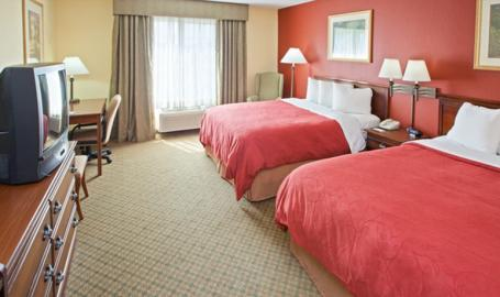 Country Inn and Suites Hotel Michigan City double