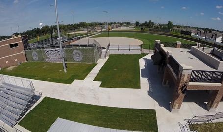 Crown Point Sportsplex fields