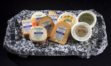 Fair Oaks Farms Things to Do Cheese Butter
