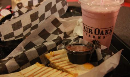 Fair Oaks Farms quesadillas