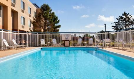 Fairfield Inn Hotel Merrillville Pool