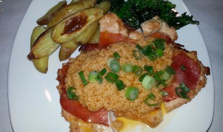 Freddys Steakhouse Hammond Restaurant chicken