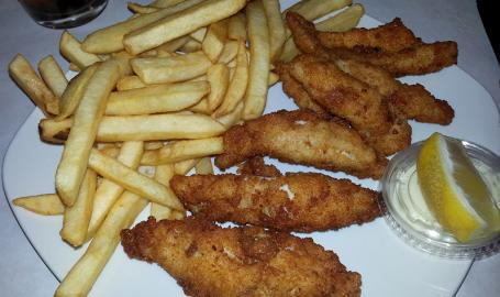 Freddys Steakhouse Hammond Restaurant fish