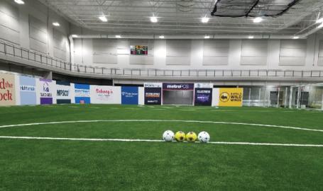 Hammond Sportsplex soccer