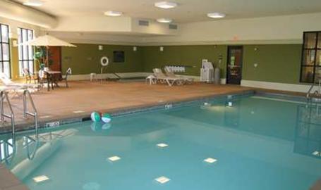 Hampton Inn & Suites Hotel Munster Pool