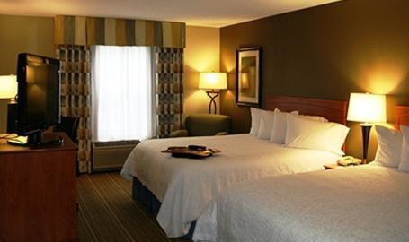 Hampton Inn LaPorte Hotel double
