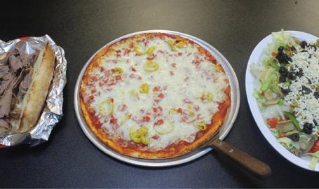 JJ's Pizza Shack DeMotte