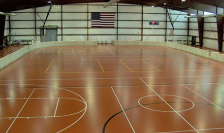 Jean Shepherd Center Hammond courts