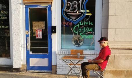 Little Coffee Shop on 231 Rensselaer