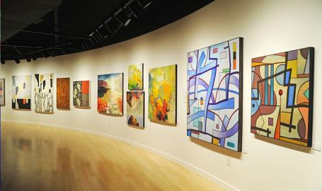 Lubeznik Center Things to Do Michigan City Gallery