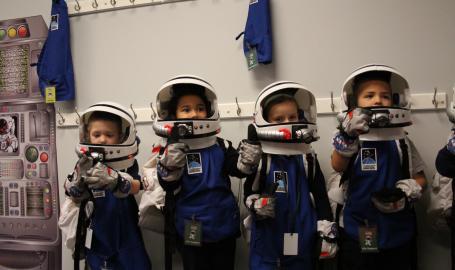 Moonbase Explorer Program